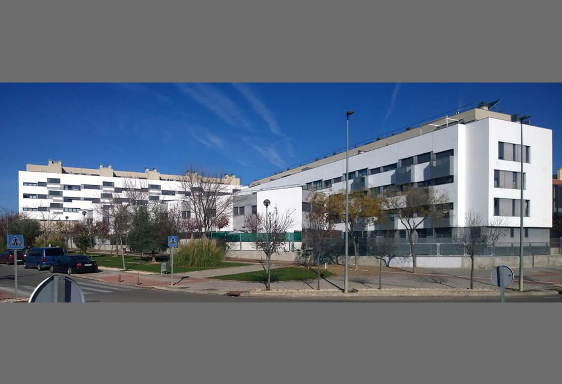 Arquitectos de madrid simple patio colegio de arquitectos - Arquitectos madrid ...